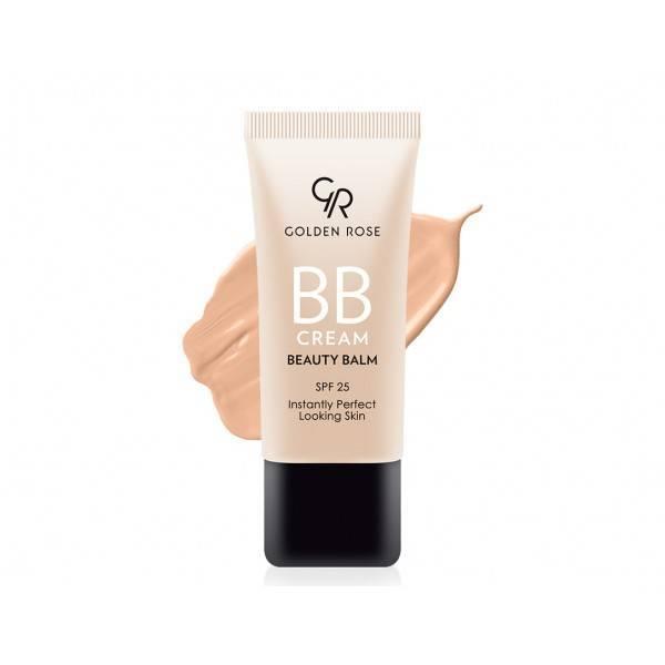 Golden Rose BB Cream Beauty Balm 2 Fair