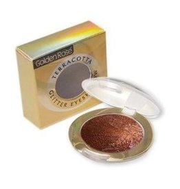 Golden Rose Terracotta Eyeshadow Glitter 209