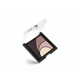 Golden Rose Longstay Eyeshadow Quattro 6