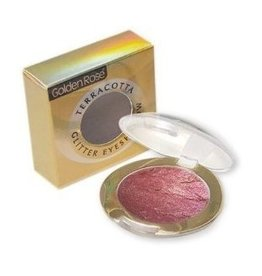 Golden Rose Terracotta Eyeshadow Glitter 217