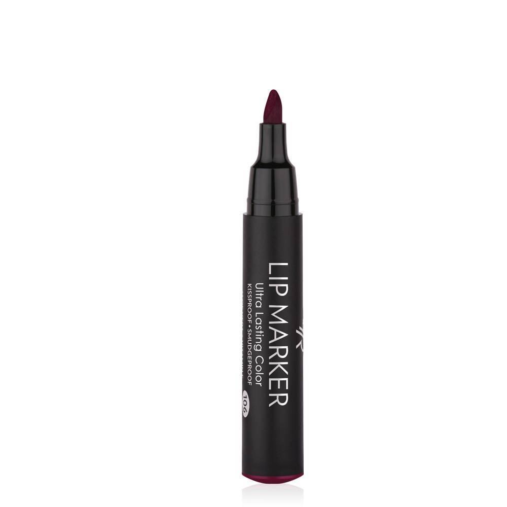 Golden Rose Lip Marker Ultra Lasting 106