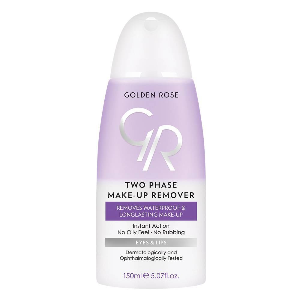 Golden Rose 2 Fasen Make-Up Remover