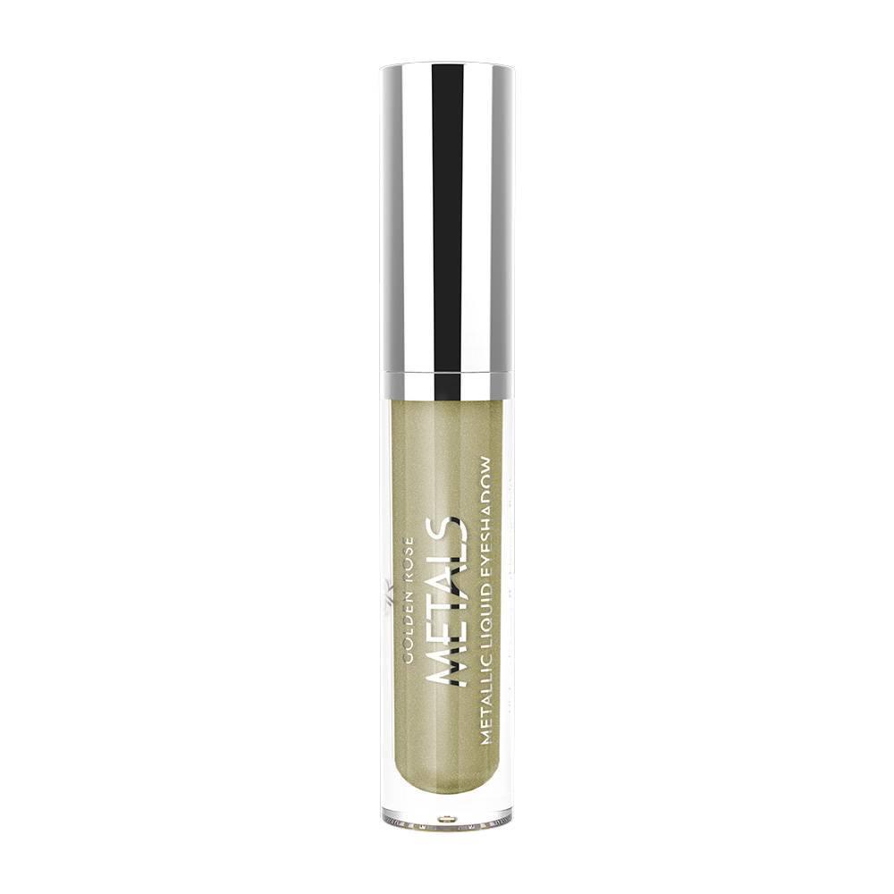 Golden Rose Metals Metallic Liquid Eyeshadow Nr 106
