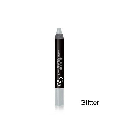 Golden Rose Crayon Eyeshadow Glitter 52