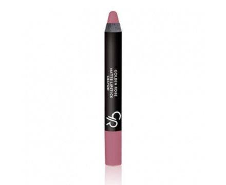 Golden Rose Crayon Matte Lipstick 10