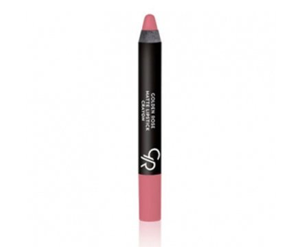 Golden Rose Crayon Matte Lipstick 12