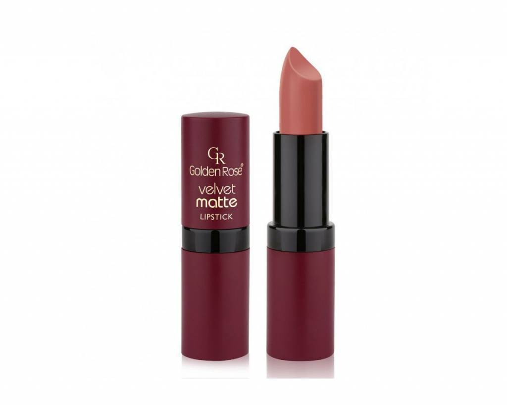 Golden Rose Matte Lipstick Velvet 31