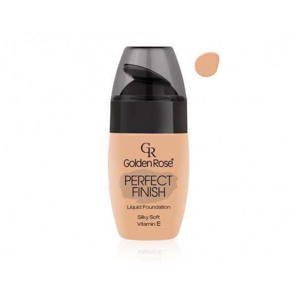 Golden Rose Perfect Finish Liquid Foundation 54