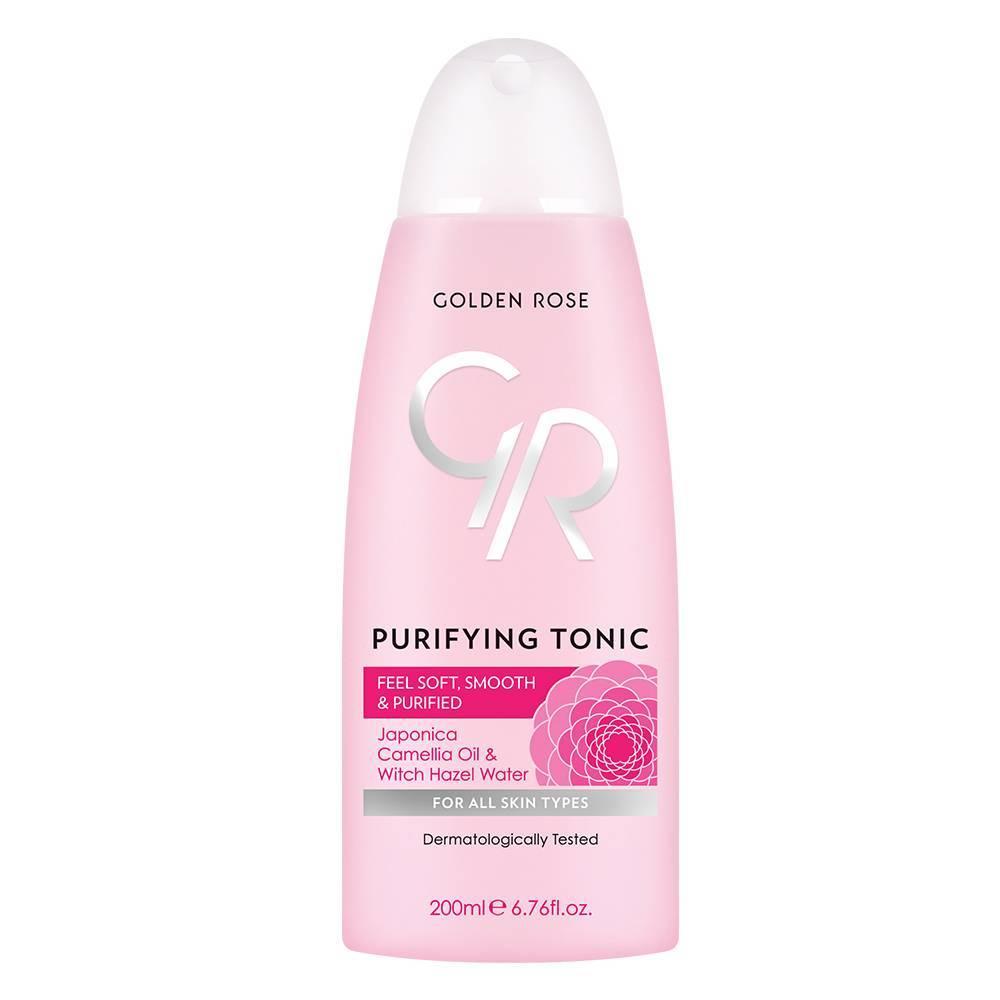 Golden Rose Purifying Tonic