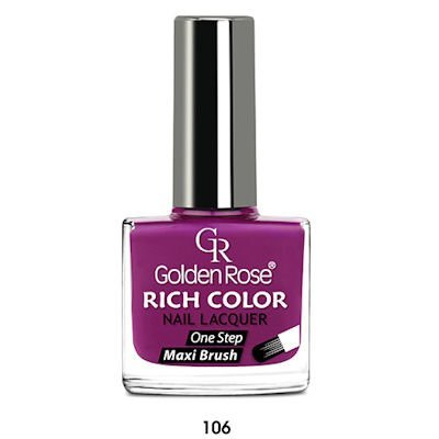Golden Rose Rich Color Nagellak 106