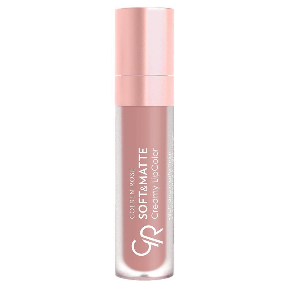 Golden Rose Soft & Matte Creamy LipColor 106 Lipstick