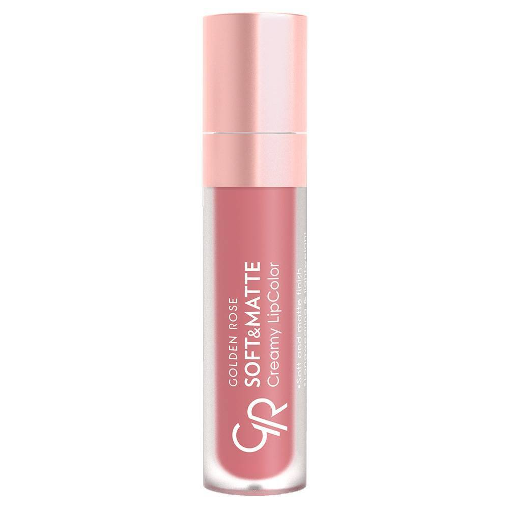 Golden Rose Soft & Matte Creamy LipColor 108 Lipstick