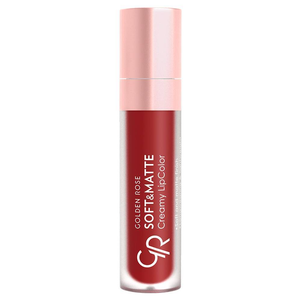 Golden Rose Soft & Matte Creamy LipColor 114 Lipstick
