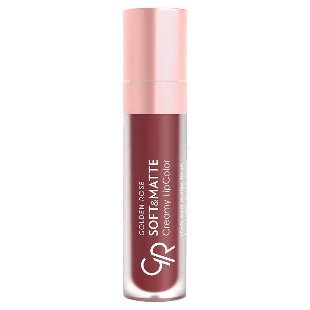 Golden Rose Soft & Matte Creamy LipColor 117 Lipstick