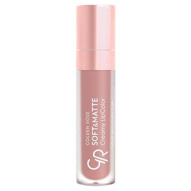 soft & matte creamy lipcolor