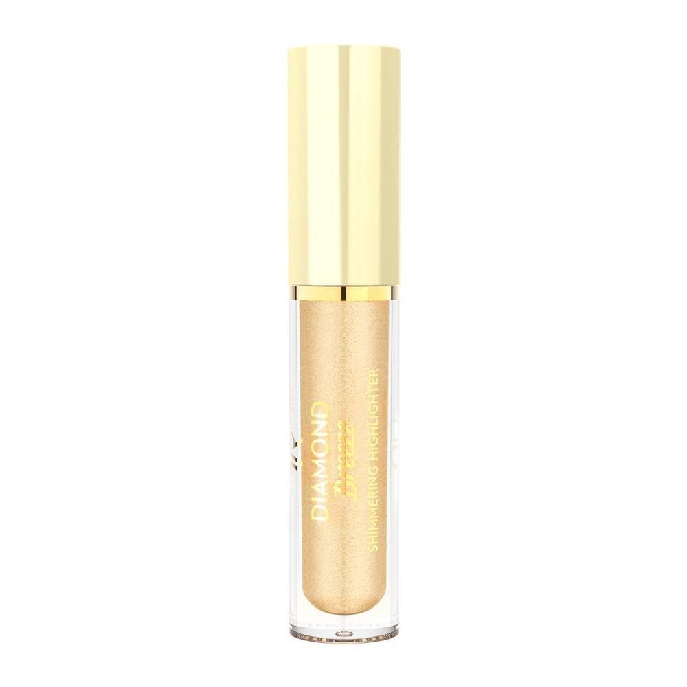Golden Rose Diamond Breeze Shimmering Highlighter 01 Gold Flash