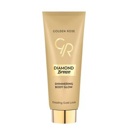 Golden Rose Diamond Breeze Body Glow Gold