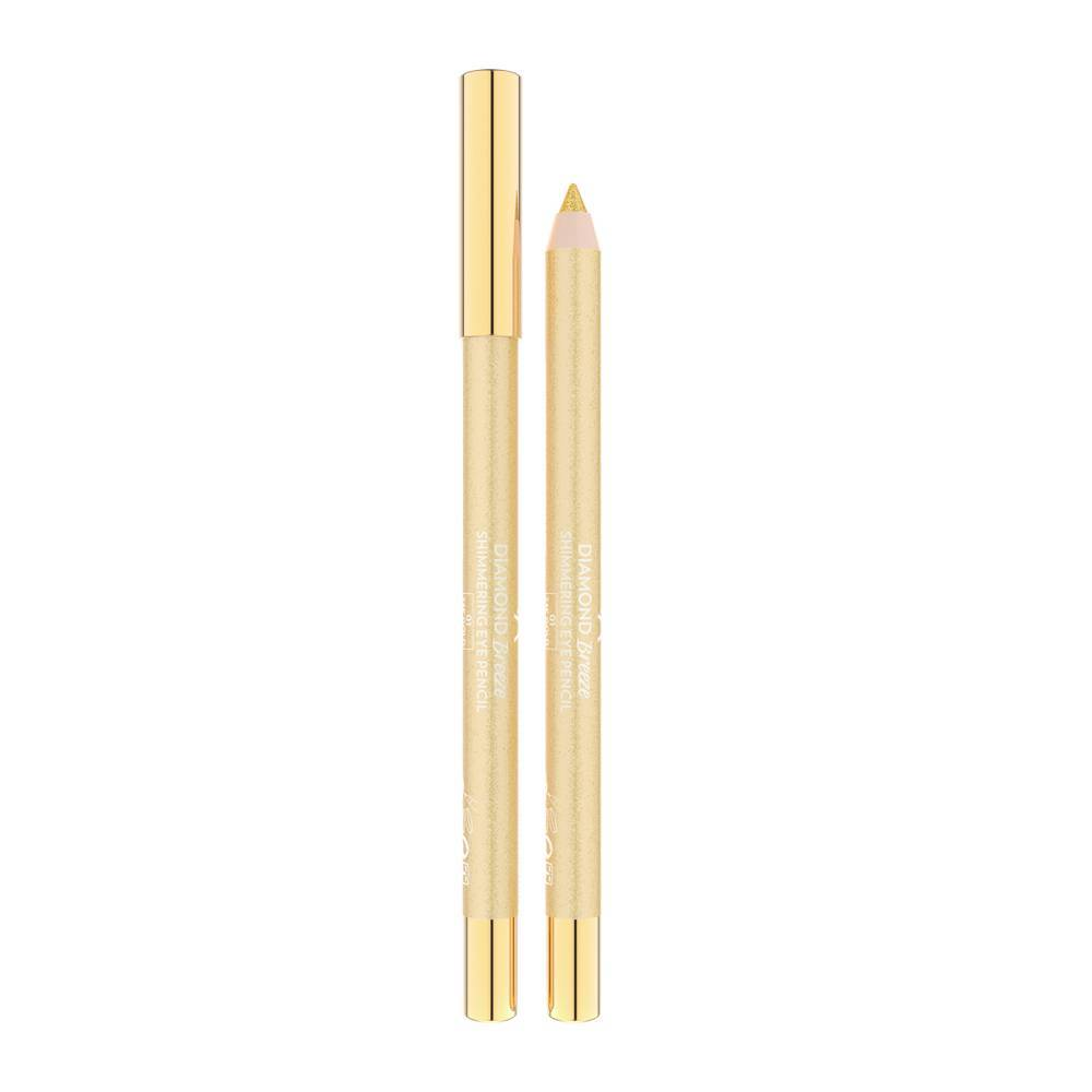Golden Rose Diamond Breeze Shimmering Eye Pencil 01 24K Gold