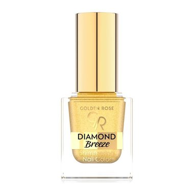 shimmering nail color