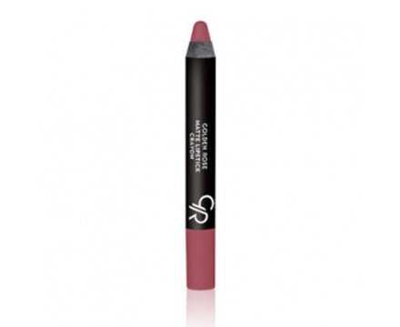 Golden Rose Crayon Matte Lipstick 8