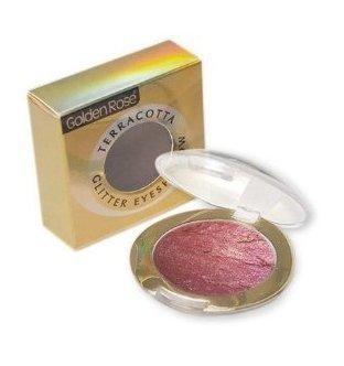 Golden Rose Terracotta Eyeshadow Glitter 220
