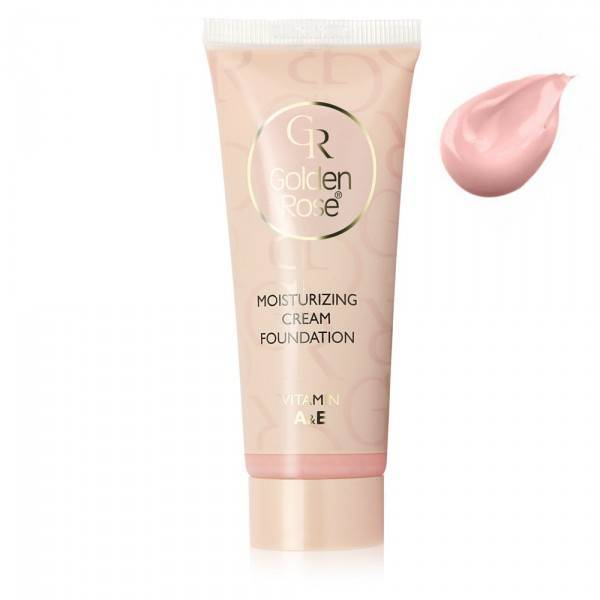 Golden Rose Moisturizing Cream Foundation  4