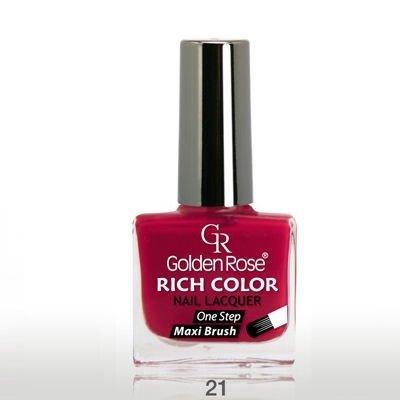 Golden Rose Rich Color Nagellak 21