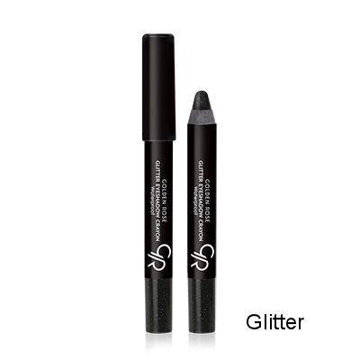 Golden Rose Crayon Eyeshadow Glitter 51