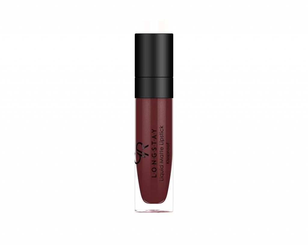 Golden Rose Longstay Liquid Matte Lipstick 12