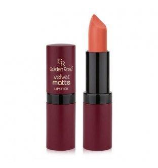 Golden Rose Matte Lipstick Velvet 21