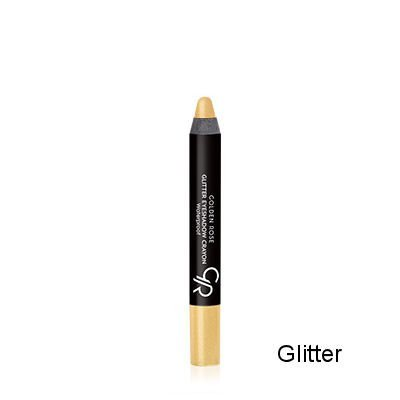 Golden Rose Crayon Eyeshadow Glitter 53
