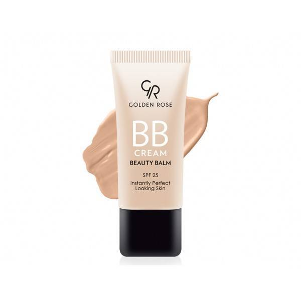 Golden Rose BB Cream Beauty Balm 4 Medium