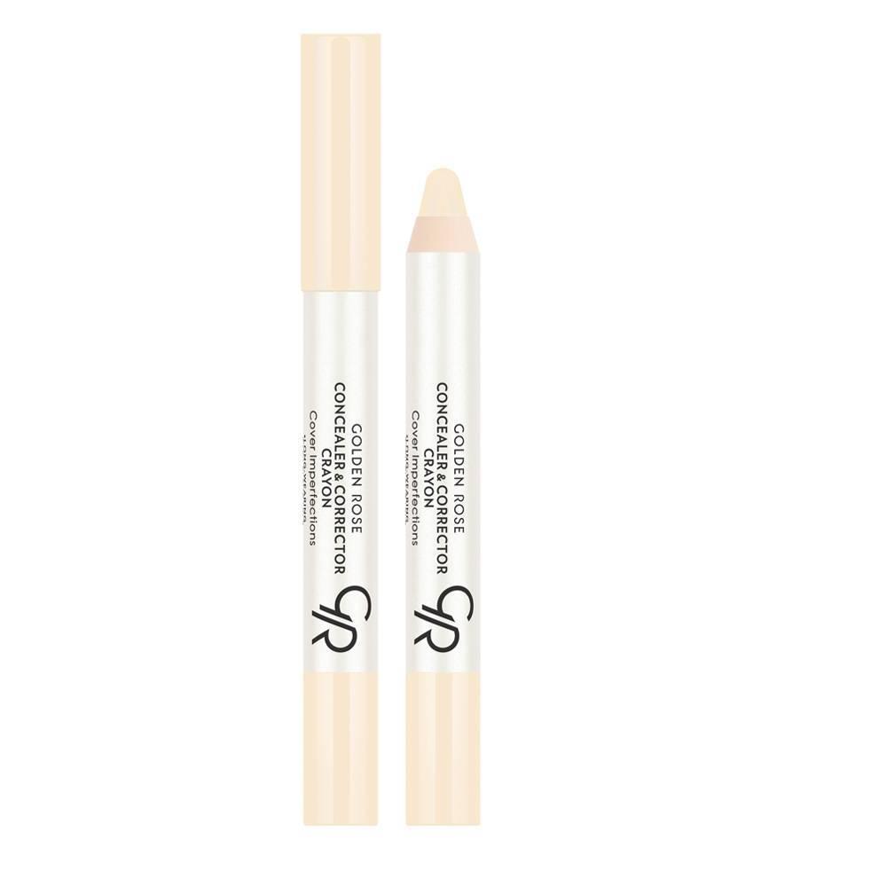 Golden Rose Concealer & Corrector Crayon 01