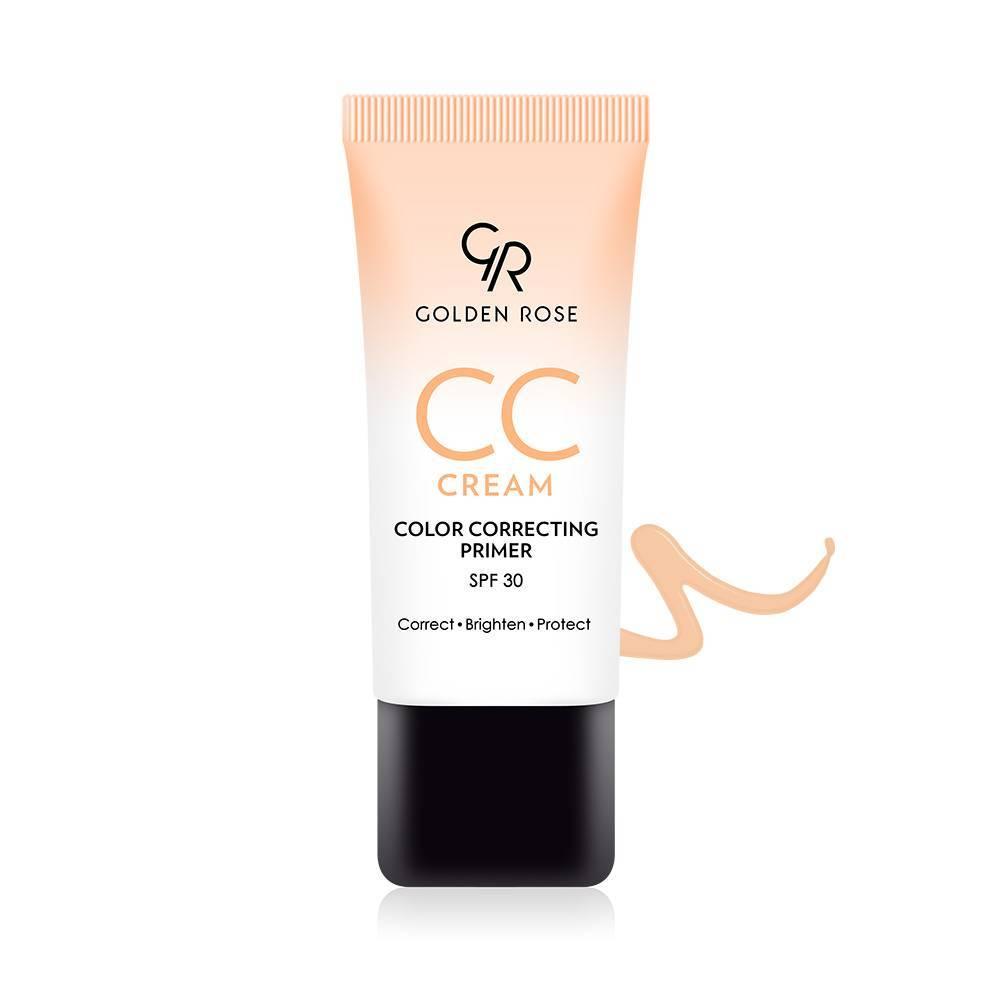 Golden Rose CC Cream Color Correcting Primer Orange