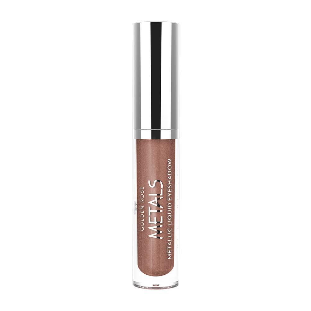 Golden Rose Metals Metallic Liquid Eyeshadow Nr 108