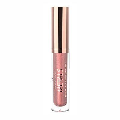 Golden Rose Metals Metallic Shine Lipgloss 02 Pink Nude