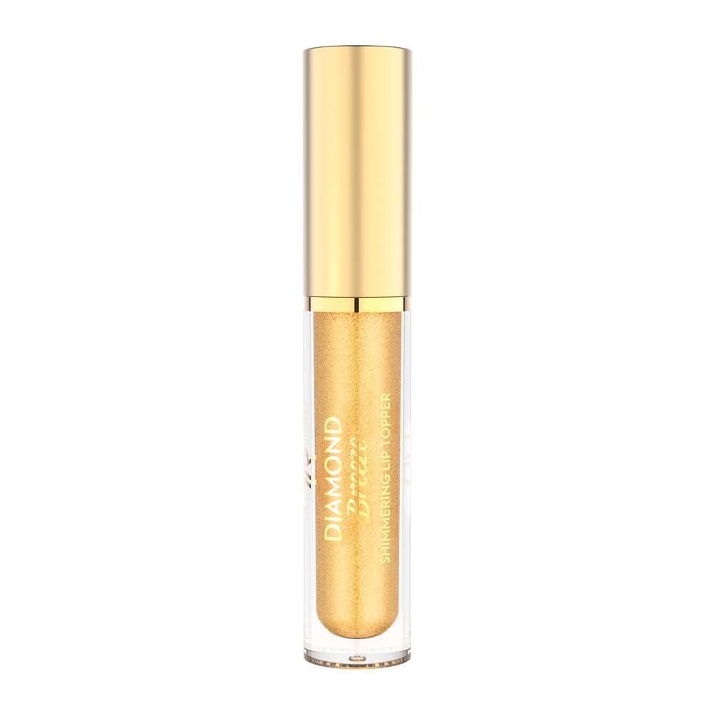 Golden Rose Diamond Breeze Shimmering Lip Topper 01 24K Gold