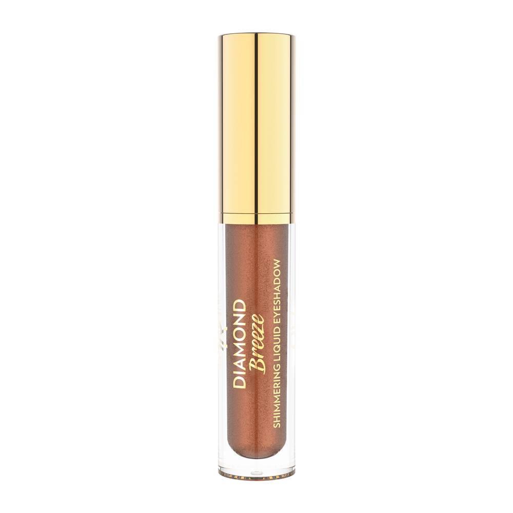 Golden Rose Diamond Breeze Shimmering Liquid Eyeshadow 03 Iconic Copper
