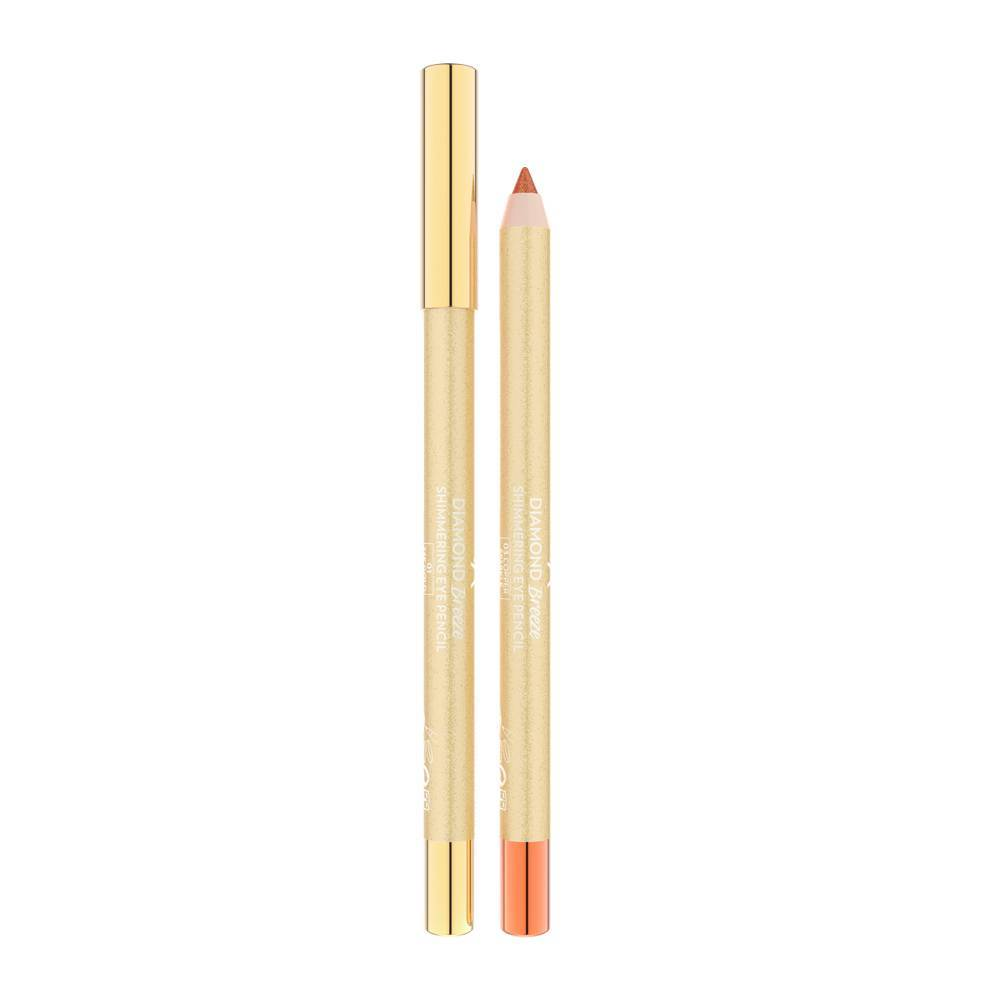 Golden Rose Diamond Breeze Shimmering Eye Pencil 03 Copper Sparkle