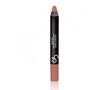 Golden Rose Crayon Matte Lipstick 14