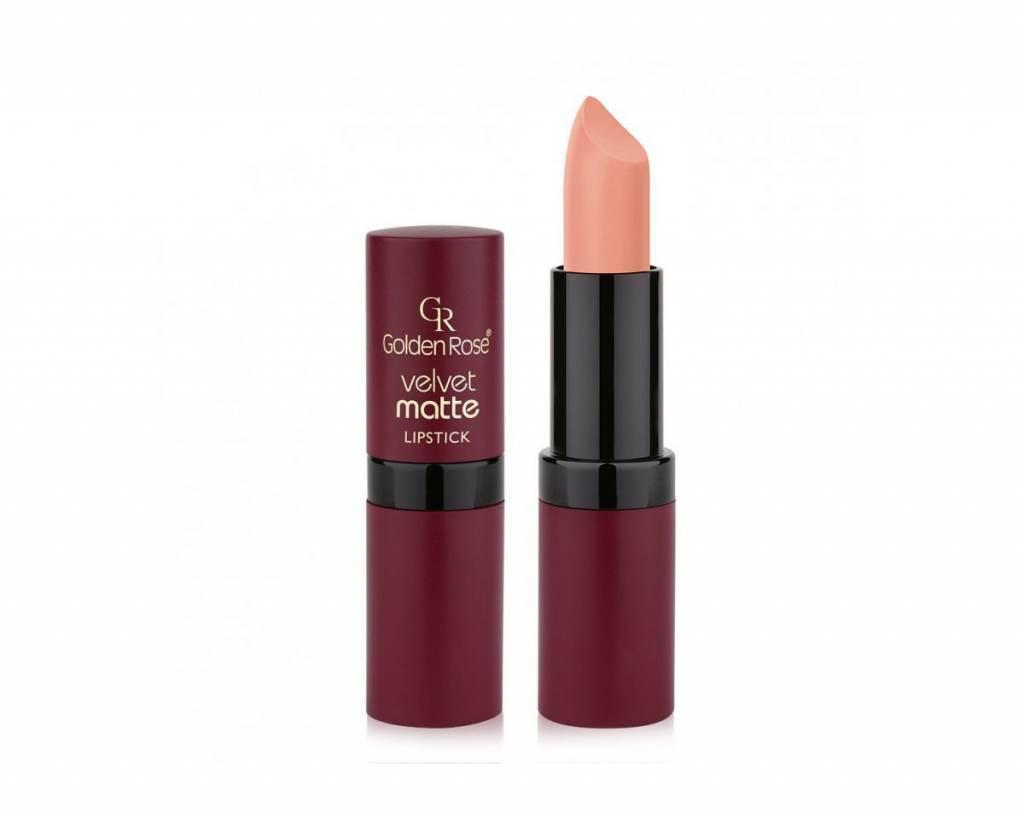 Golden Rose Matte Lipstick Velvet 30