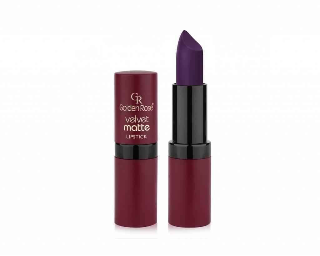 Golden Rose Matte Lipstick Velvet 28