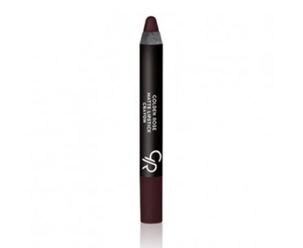 Golden Rose Crayon Matte Lipstick 3