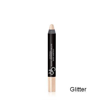 Golden Rose Crayon Eyeshadow Glitter 57