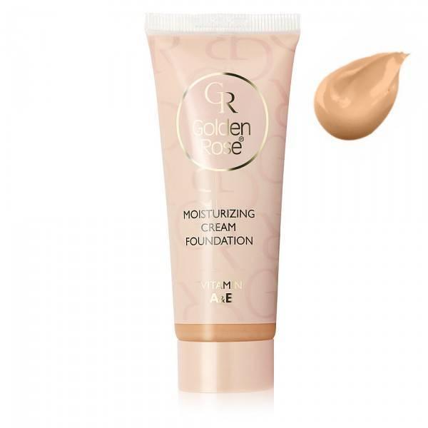 Golden Rose Moisturizing Cream Foundation  9