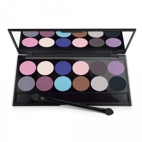 Golden Rose Selective Color Palet Eyeshadow 3
