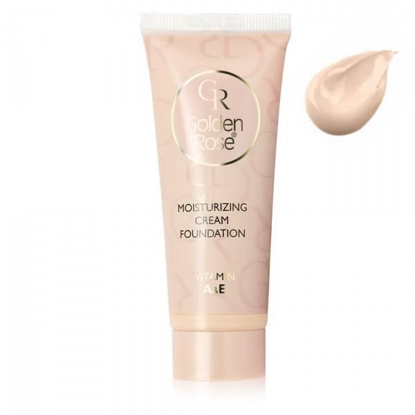 Golden Rose Moisturizing Cream Foundation  10