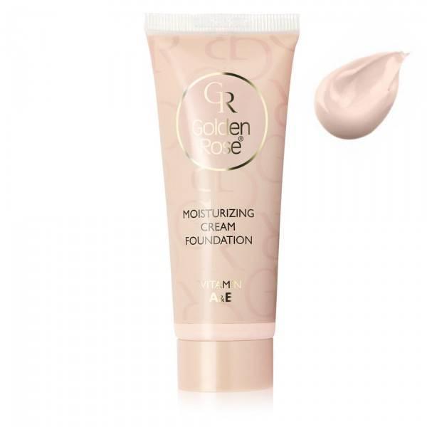 Golden Rose Moisturizing Cream Foundation  1