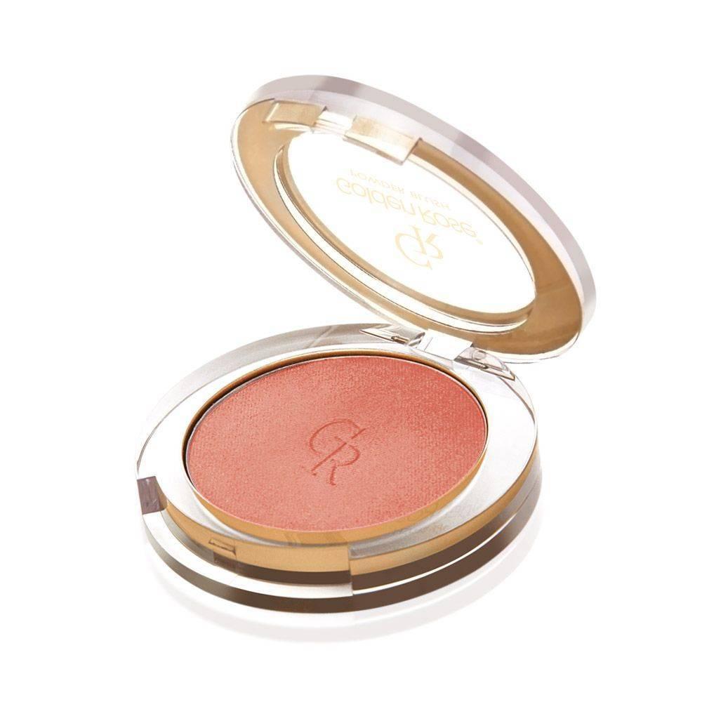 Golden Rose Powder Blush 8