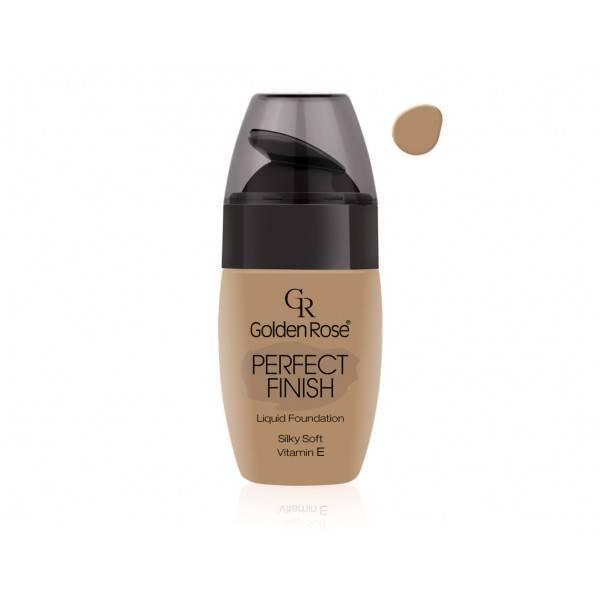 Golden Rose Perfect Finish Liquid Foundation 55